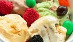 Десерт из мороженого за 5 минут