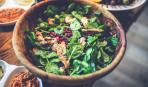 Салат из курицы с гранатовыми зернами: пошаговый рецепт