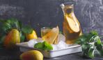 Грушевый лимонад: пошаговый рецепт