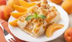 Пирог с абрикосами: 3 простых рецепта