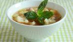 Летний суп из овощей