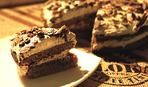 """Кофейно-ореховый торт """"Барбакан"""": пошаговый рецепт"""