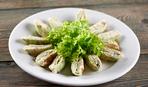 Лаваш с зеленью и сыром - вкусно, быстро и бюджетно