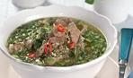 Греческий пасхальный суп - магирица