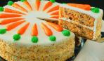 Морковный пирог на Пасху