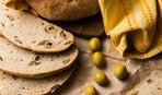 Хлеб с оливками в хлебопечке