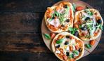 Отличный завтрак: микропиццы или пицетте