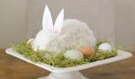 Торт «Пасхальный кролик»