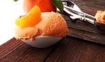 Мороженое из мандарин