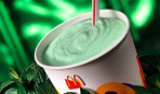 Макдоналдс объявил о возвращении в Ирландию Шемрок-шейка