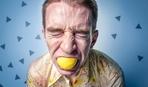Лимонный этикет