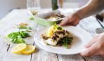 Вкусные и полезные - блюда из рыбы: первое, второе и салат