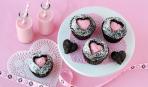 Капкейки ко Дню святого Валентина пошаговый рецепт