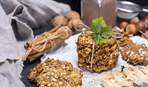Бананово-овсяное печенье: пошаговый рецепт