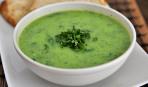 Зеленый крем-суп диетический