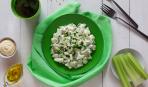 Легкий салат с сельдереем - за считанные минуты