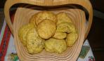 Печенье тыквенное с маком