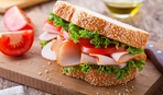 5 вкусных рецептов горячих бутербродов