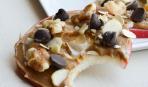 Яблучне «печиво» з горіхами - всього за 10 хвилин!