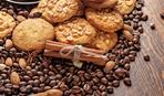 Печенье из фасоли с орехами