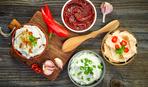 Рецепты любимых соусов, которые  можно есть в пост