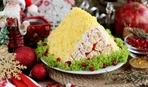 Закуска на Новый Год: «Монастырская изба»