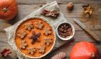 Тыквенный пирог на День Благодарения: пошаговый рецепт