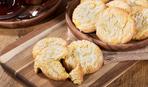 Лимонне печиво на кефірі від Руслана Сенічкіна