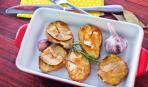 Простой секрет вкуснейшего ужина: картофель, сало и чеснок