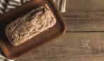 Готовим дома: хлеб с морской капустой