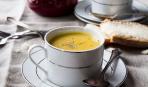 Острый суп с пастернаком