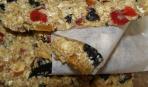 Энергетические батончики из орехов и сухофруктов