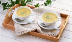 Блюдо дня: сырный суп с соевым соусом