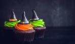 Капкейки «Ведьмочки» на Хеллоуин