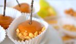 Мини-яблоки в карамели