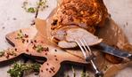 Куриная пастрома - отличная закуска на бутерброды