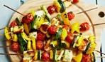 Овощной шашлычок