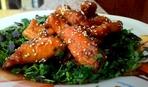 Ужин по восточному: куриные грудки в медовом масле