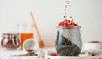 Семена Чиа – 5 рецептов вкусных и очень полезных пудингов