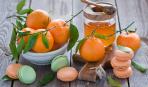 Имбирный джем с апельсинами и лимонами