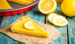 Яркий и сочный - лимонный пирог (в мультиварке)