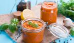 """Морковно-имбирная заправка для салатов """"Сердце Востока"""""""