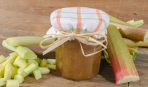 Дачные заготовки: варенье из ревеня