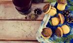 Осенний десерт: печенье «Грибочки»