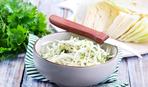 Супер-полезный салат: капуста, яблоко и имбирь
