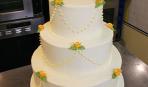 Делаем свадебный торт