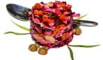 Винегрет с грибами: пошаговый рецепт