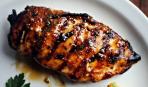 Курица на сковороде-гриль