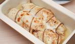 На праздничный стол, на бутерброды: запеченный Галантин