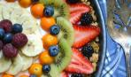 Утренний тарт с мюслями и фруктами: пошаговый рецепт